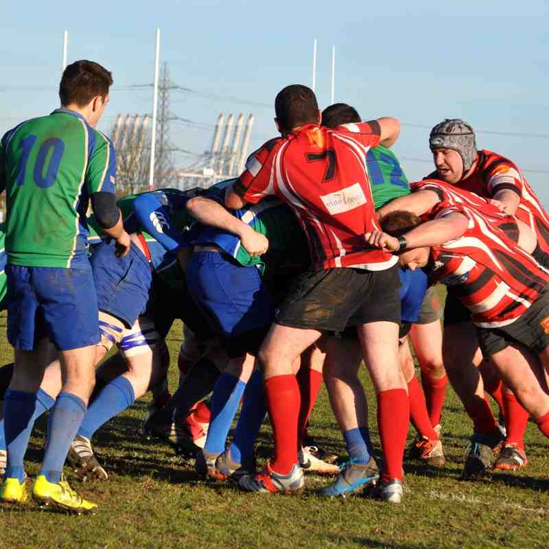 KXS I's vs Stanford-Le-Hope I (Away) 7th Mar 2015