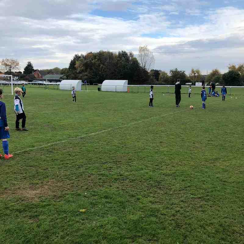 Staines Lammas Youth Whites vs Abbey Rangers Diamonds