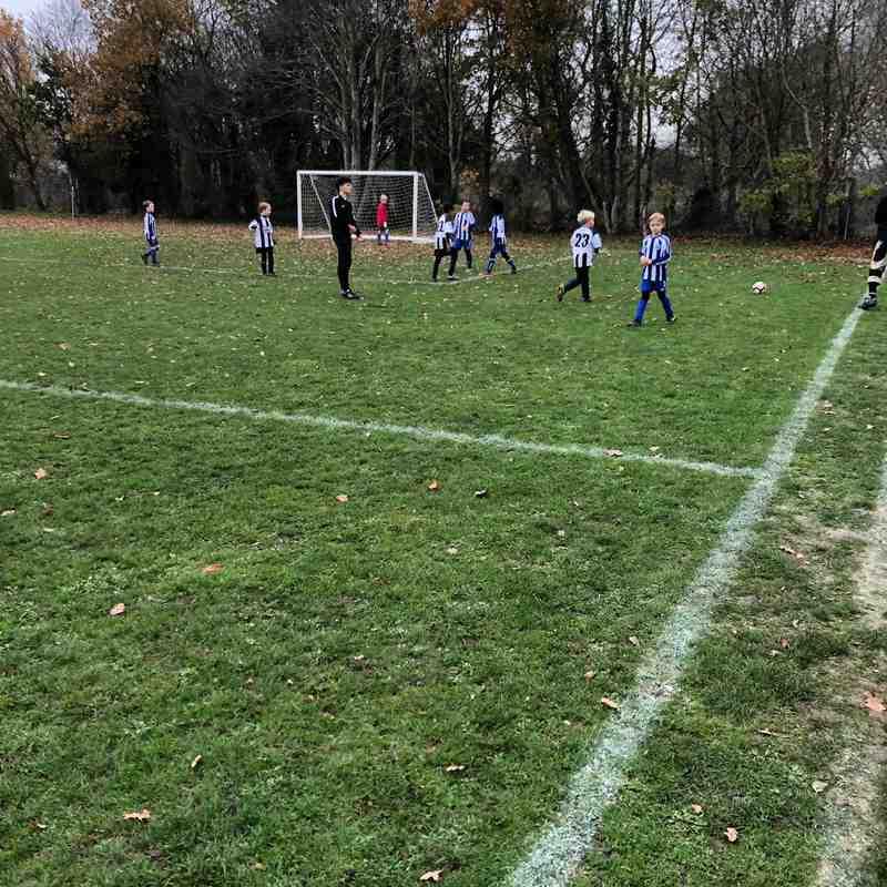 Abbey Rangers Diamonds vs Chertsey Town Juniors