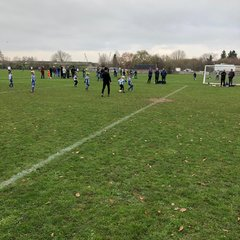 Abbey Rangers Diamonds vs Chertsey Town Juniors