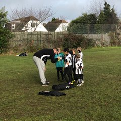 AFC Brooklands U8 Hawks vs Abbey Rangers U8 Diamonds