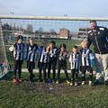 AFC Brooklands U8 Falcons vs. Abbey Rangers FC