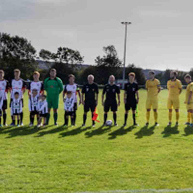 Portishead Town vs. Bodmin Town 23rd September 2017