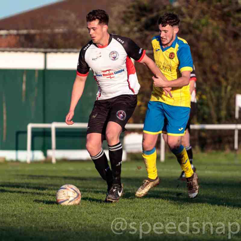 Portishead Town vs. Corsham Town 25th November 2017