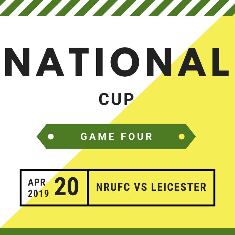 National Cup Semi Final