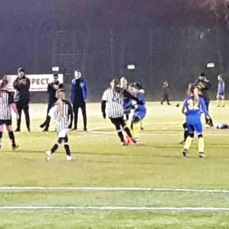 Bolton Girls vs Haslingden Hurricanes U11's