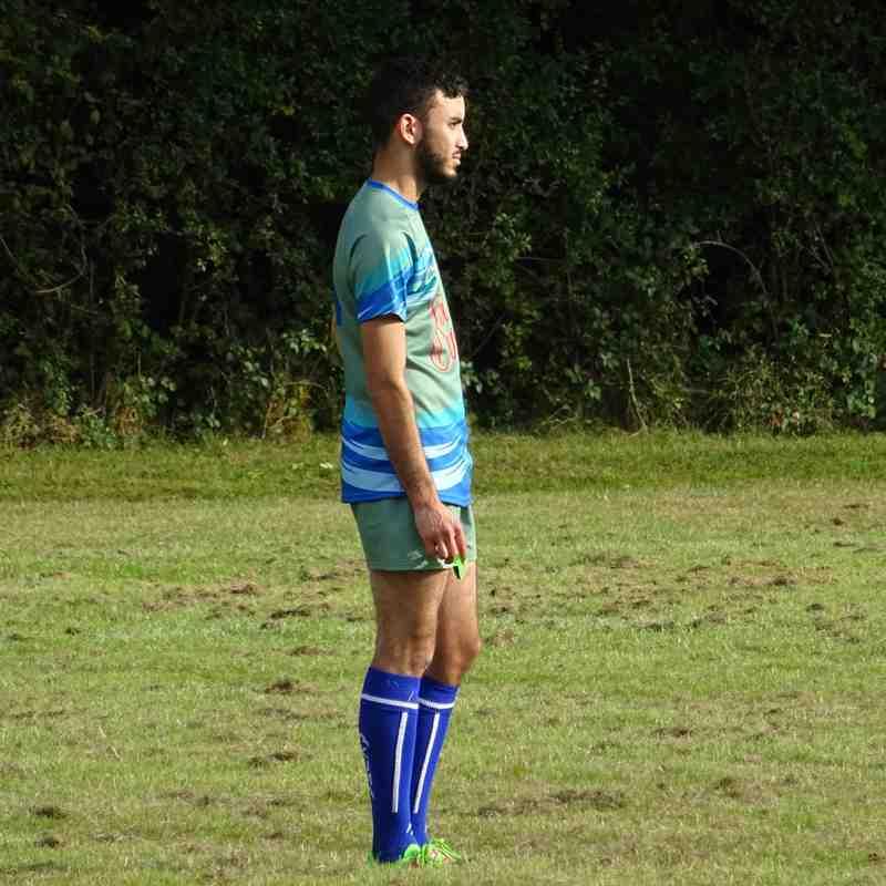 Crawley 3 v BHSSRFC