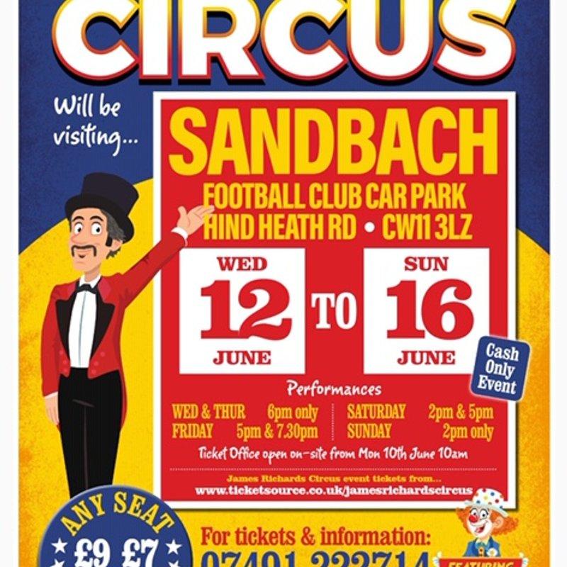 James Richards Circus