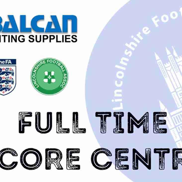 Full Time Score Centre