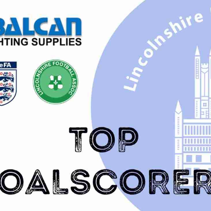 Updated: Top Goalscorers