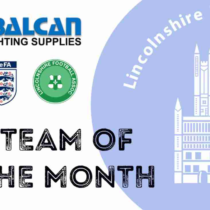 April & May Team of the Month