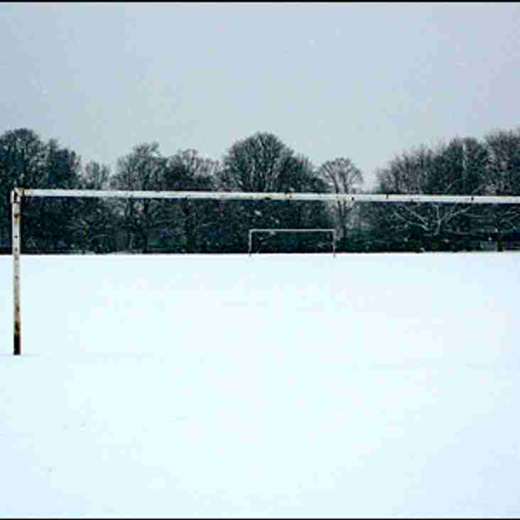 Salts Sports Junior Training and Games Cancelled