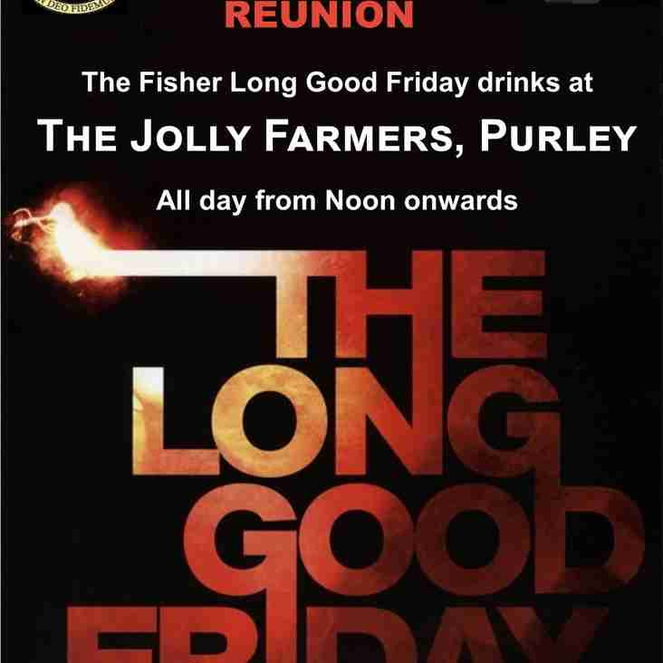 The 34th Long Good Friday Fisher Reunion