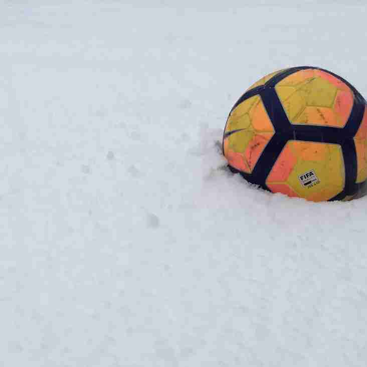 TRAINING CANCELLED AT TITUS SALT SCHOOL