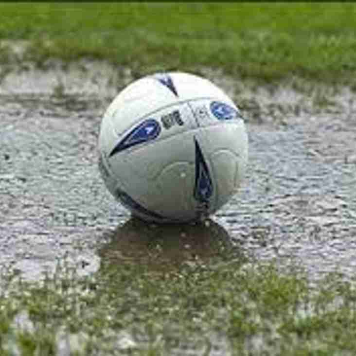 MINI SOCCER - WET WEATHER PLAN