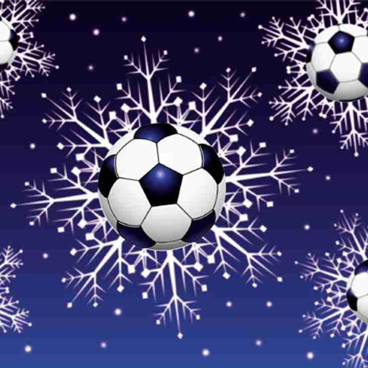 Mini soccer training at Salts Sports