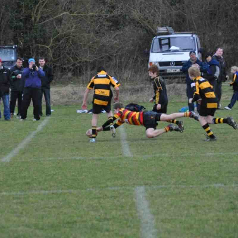 U13s Home Vs Tring Top 10 220112