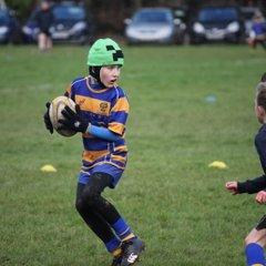U9's vs Old Bristolians 12/11/17
