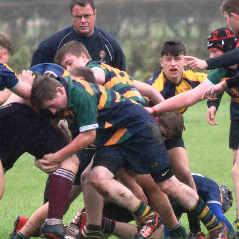 Keswick U16s v Emmanuel Schools Lions | 21st Oct 2017 | Photos by Ben Challis