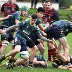 Keswick 2nds 12 V 31 Aspatria 2nds   | Sat 28th October | Photos: Ben Challis