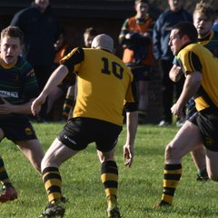 COCKERMOUTH 2NDs (12) V (17) KESWICK 2NDs | Photos: Ben Challis