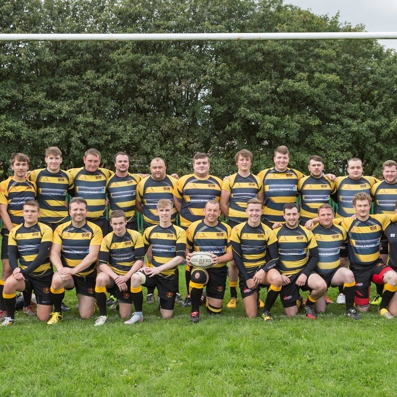 2nd XV lose to Hartlepool Rovers Heughers 32 - 5