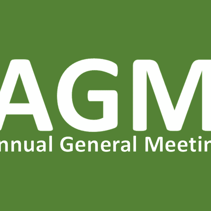 AGM 2018 - Notification