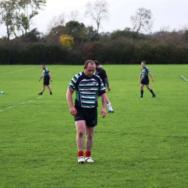 Nomads Cement Their League Place : Nomads  51 Witney 17