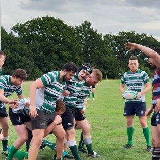 Match Report: Hendon RFC 43-12 Barnet Elizabethans RFC