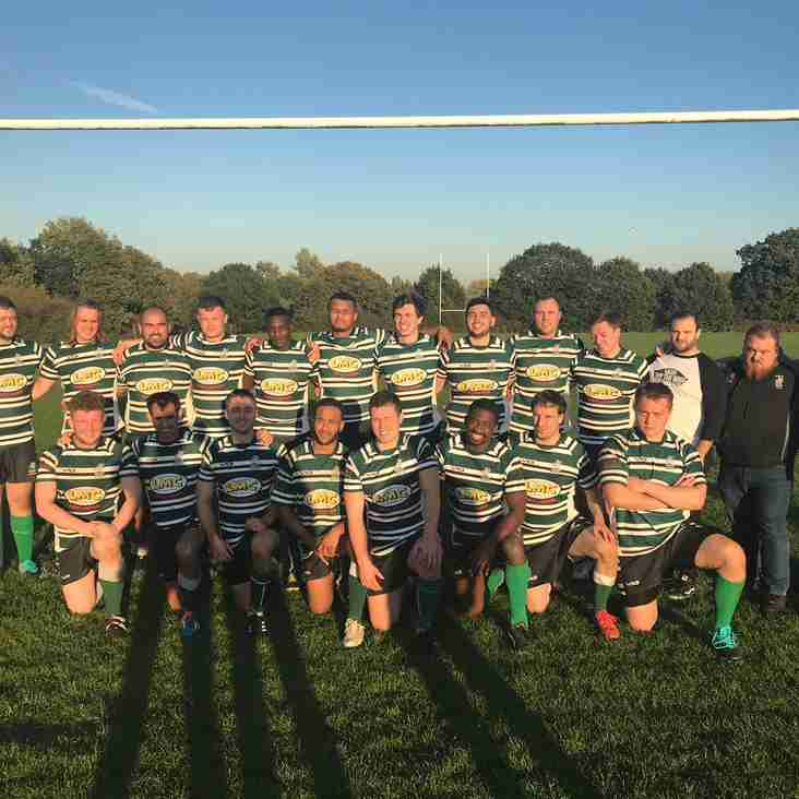 Match Report: Staines RFC 17 - 22 Hendon RFC