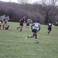 Hendon vs Wasps and 2nds vs Cuffley