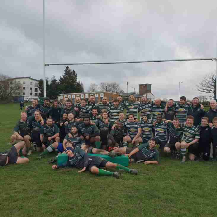 Match Report: Actonians RFC 26 - 41 Hendon RFC