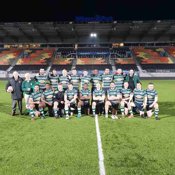 Match Report: Hendon RFC 55 - 10 Bank of England