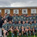 Hendon RFC 28 points  London Scottish Lions 19 points