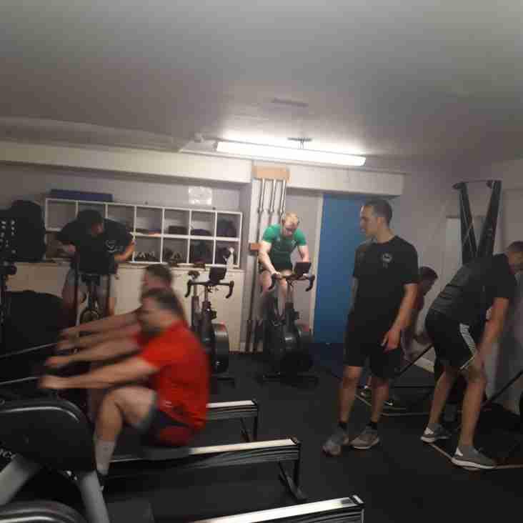 Preseason Training - Strength and Conditioning