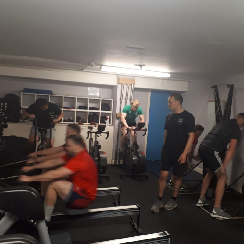 Preseason Training - Strength and Conditioning