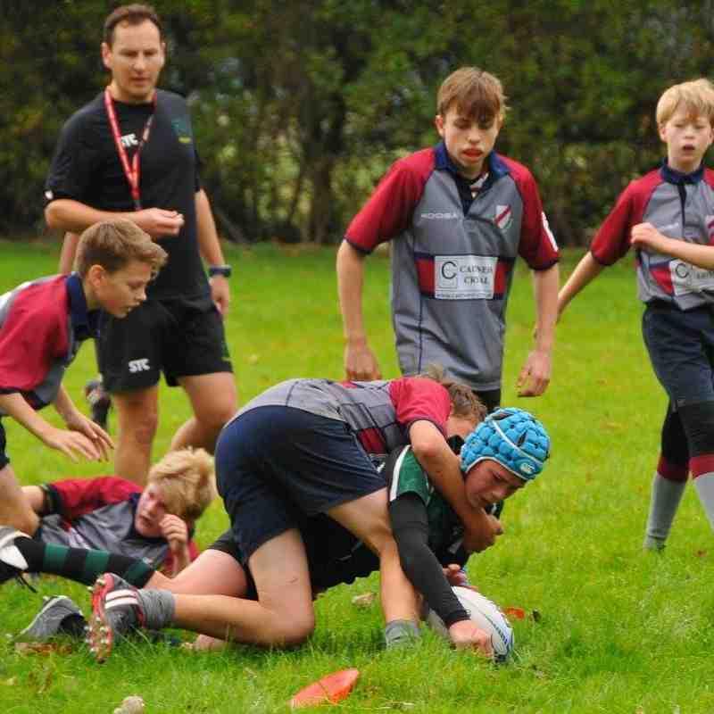 Under 13's v West Norfolk