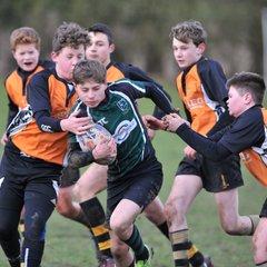 NW Under 14's v Swaffham