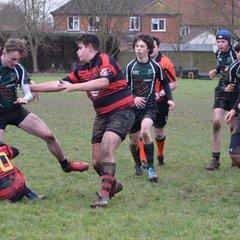 NW Under 16's v Wymondham
