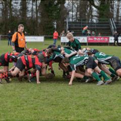 NW Under 15's v Wymondham - Norfolk Cup