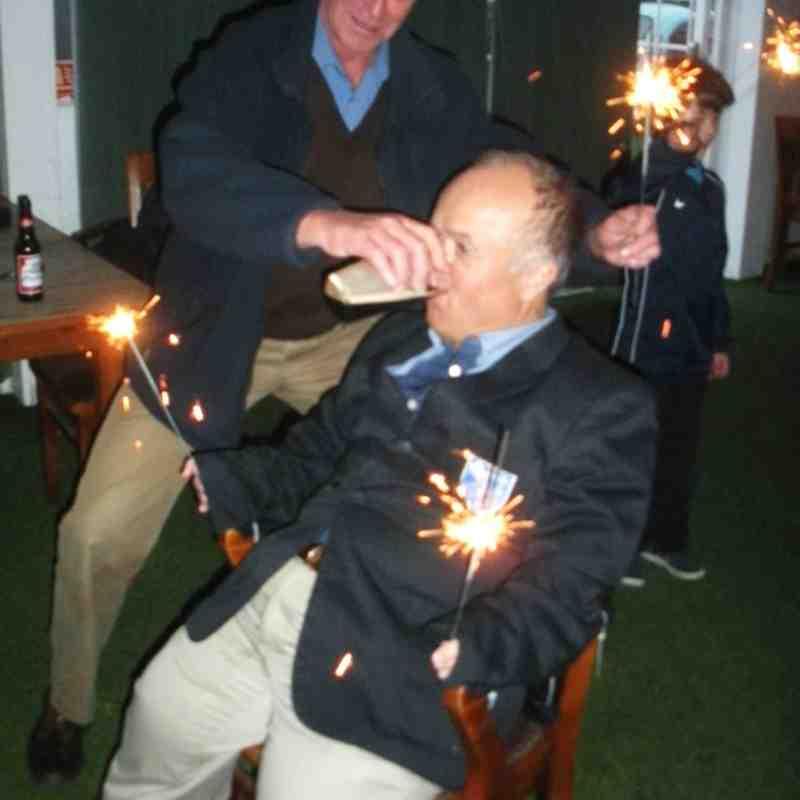 Martin Conway's Birthday