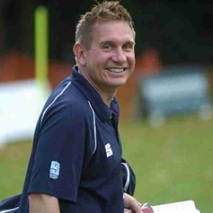 Richmond homecoming for Barnes boss - Season Archive 2011/12