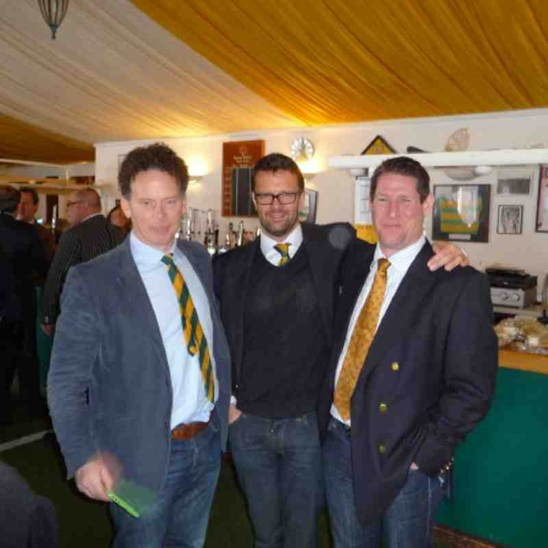 Barnes Vets Lunch 2013
