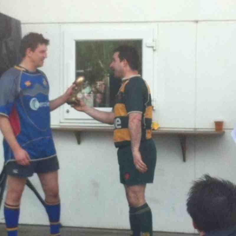 Barnes Vets at Cobham Tournament 2013