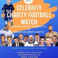 ARCHIE'S JOURNEY CELEBRITY FOOTBALL MATCH SUNDAY 21ST JULY