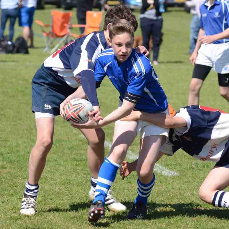U13's - Ipswich 7's Tournament