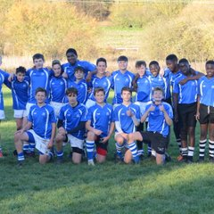 Diss U14's vs Bury - Nov 2018