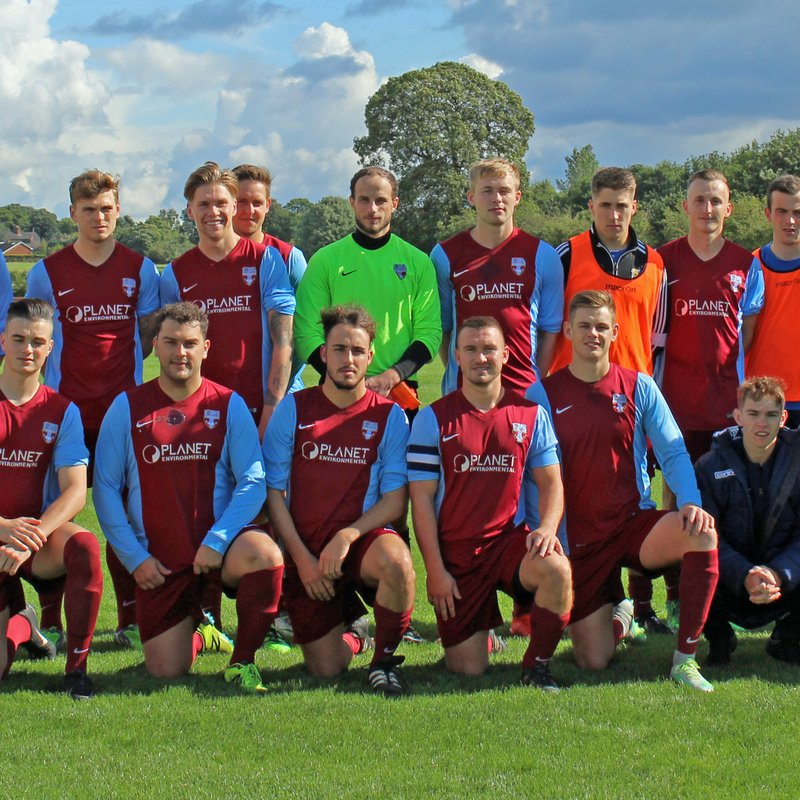 1st Team lose to FC Oswestry Town 2 - 0