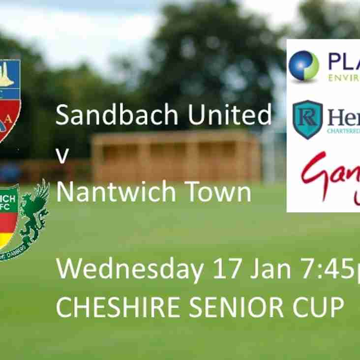 It's Cheshire Cup Night