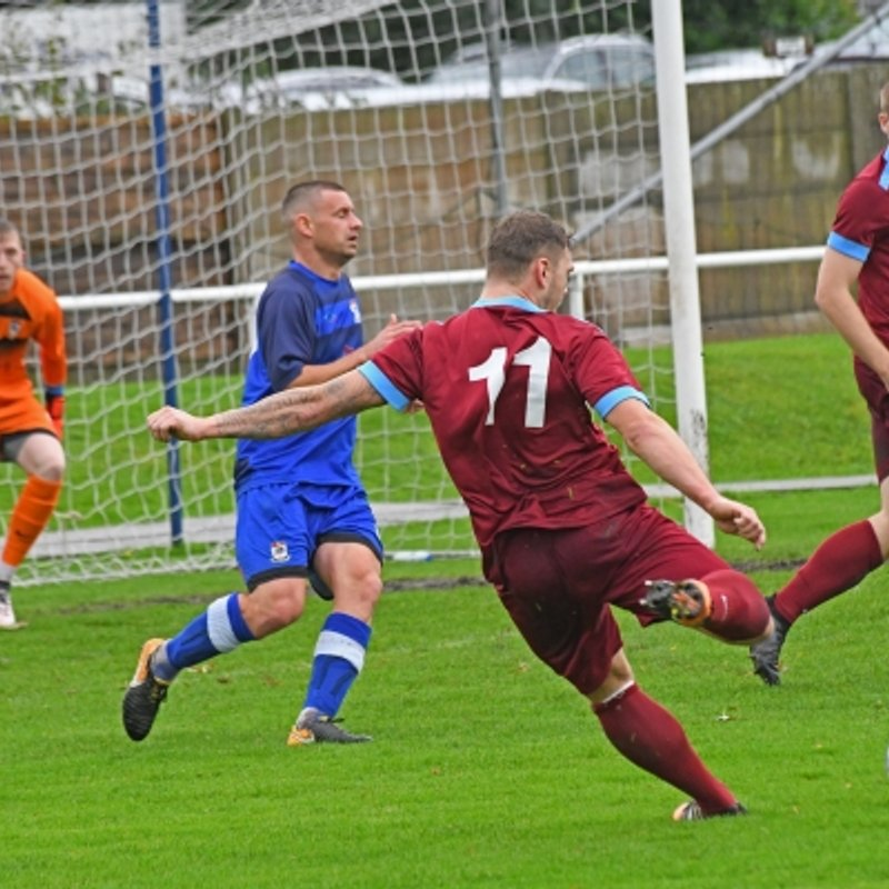 Squires Gate 2 Sandbach United 1